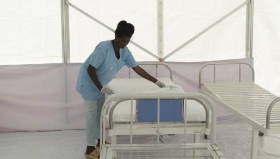 WHO Sounds Alarm Over New Ebola Case in DR Congo