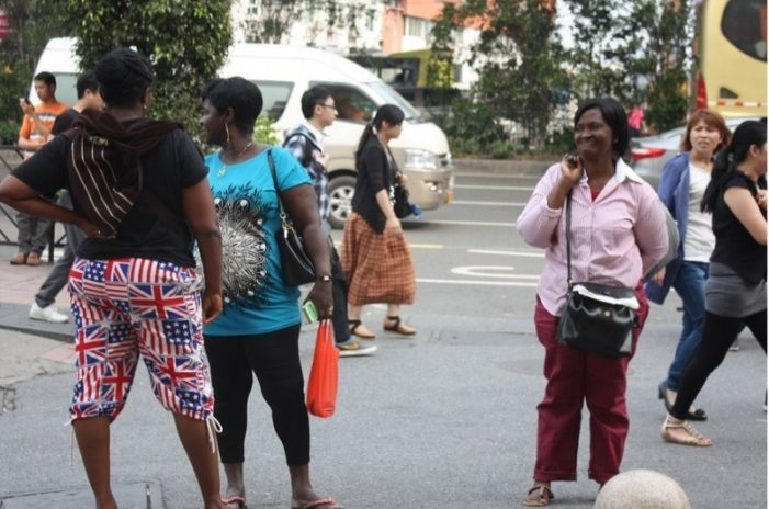 China evicts Africans-from-apartments over coronavirus