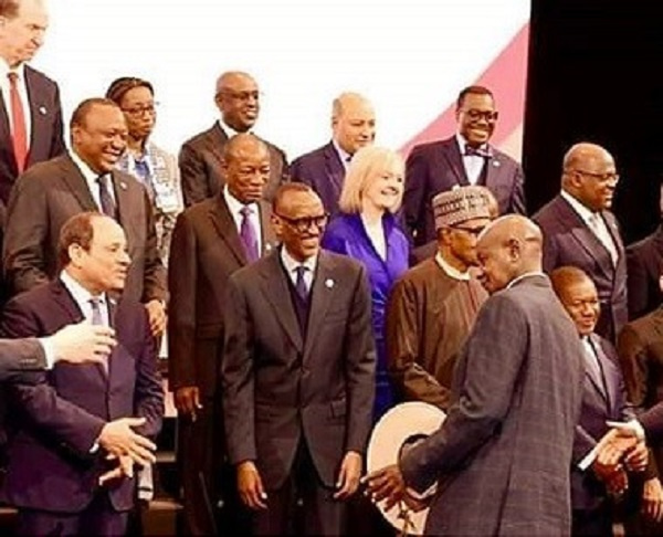 When will African leaders be given the same respect like leaders of the developed world?