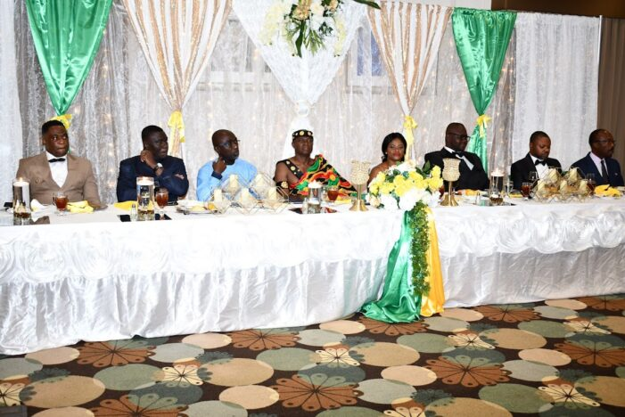 Asante Professionals Club Inaugurated in the USA